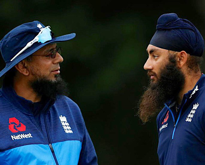 Is Amar Virdi on Verge of Test Cricket Debut? - IA 1
