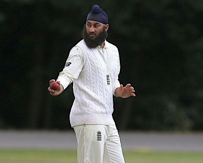Is Amar Virdi on Verge of Test Cricket Debut? - IA 2