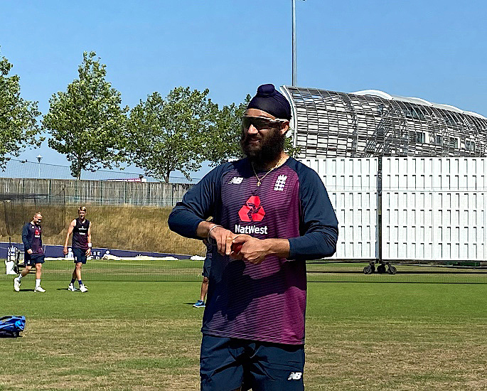 Is Amar Virdi on Verge of Test Cricket Debut? - IA 3