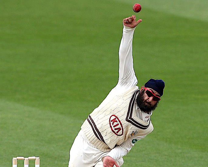 Is Amar Virdi on Verge of Test Cricket Debut? - IA 4