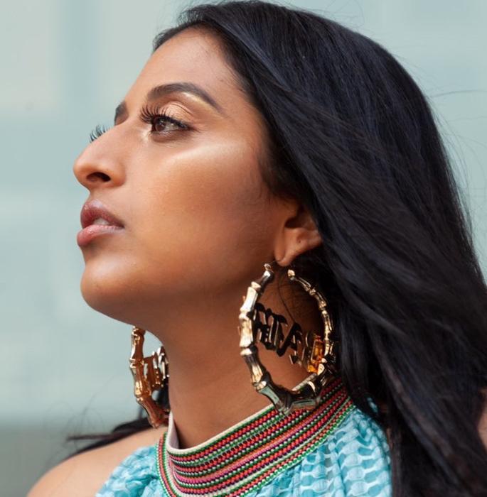 Raja Kumari talks 'One Love', 'Peace' - shoot2
