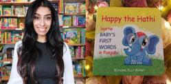 Rubeena Kaur Mehat talks 'Happy the Hathi' & Punjabi Words