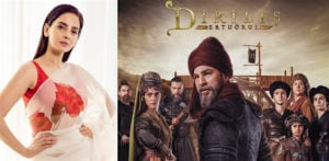 Saba Qamar slams Stars for criticising Ertugrul f