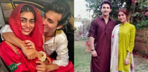 Shahroz Sabzwari & Sadaf Kanwal react to Marriage criticism f
