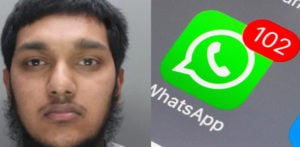 Student shared stolen Bank Details on WhatsApp in Covid-19 Scam f