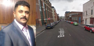 Taxi Driver Stabbed & Punched over £8 Fare f