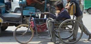 The Daily Plight for People with Disabilities in India f