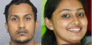 US Indian repeatedly Stabbed Wife & Ran her Over with Car f