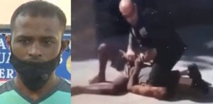 Video of Police Officer kneeling on Indian Man's Neck sparks Outrage f