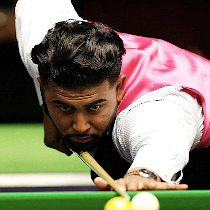 World Snooker Championship Qualifiers 2020: DESI Players - IA 3