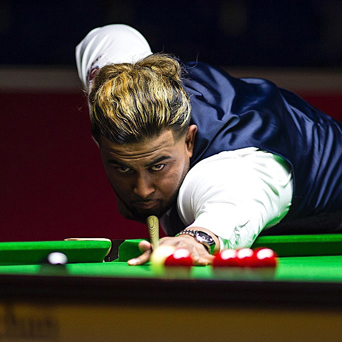 World Snooker Championship Qualifiers 2020: DESI Players - IA 4