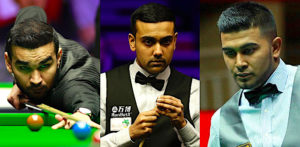 World Snooker Championship Qualifiers 2020: DESI Players - f