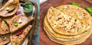10 Delicious Vegan Paratha Recipes f