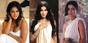 15 Bollywood Actresses who Performed Bold & Nude Scenes - f
