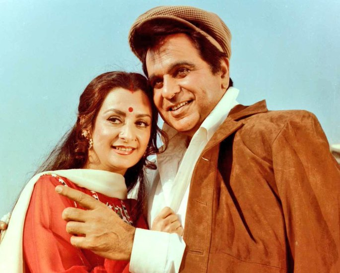 A Look at Saira Banu & Dilip Kumar's Love Story - couple2
