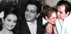 A Look at Saira Banu & Dilip Kumar's Love Story