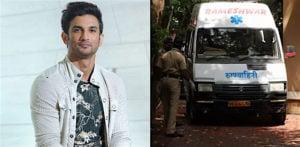 Ambulance Attendant makes Shocking revelation in Sushant Case f