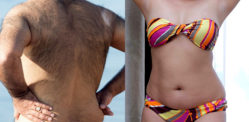 Body Image Pressures faced by Asian Men and Women
