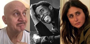 Bollywood Stars pay Tribute to Chadwick Boseman f