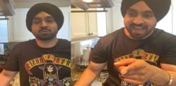 Diljit Dosanjh & Alexa 'Clash' for Not Playing Song