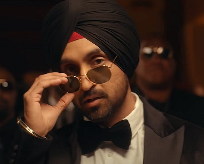 Diljit Dosanjh is The Greatest Of All Time with G.O.A.T. shades