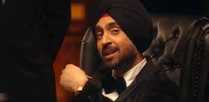 Diljit Dosanjh is The Greatest Of All Time with G.O.A.T.f