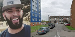 Father-of-two stabbed to death at Party f