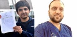 GCSE स्टूडेंट फ्रंटलाइन पर शहीद हुए पिता को श्रद्धांजलि देता है