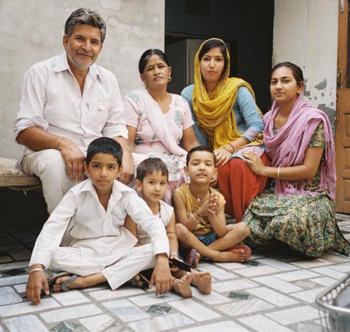 Hark1karan talks debut photobook 'PIND' - family