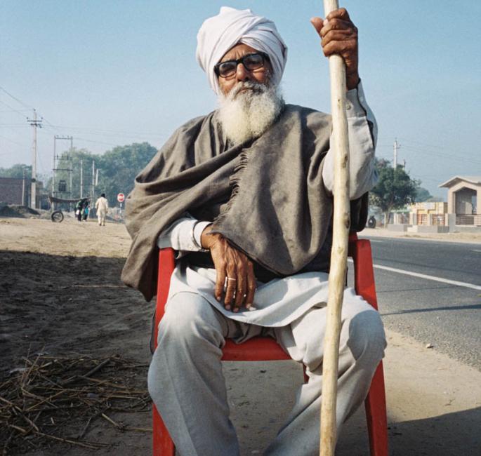 Hark1karan talks debut photobook 'PIND' - grandad