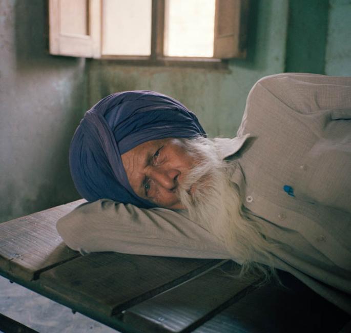 Hark1karan talks debut photobook 'PIND' - grandad2