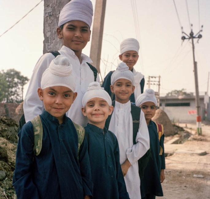 Hark1karan talks debut photobook 'PIND' - kids