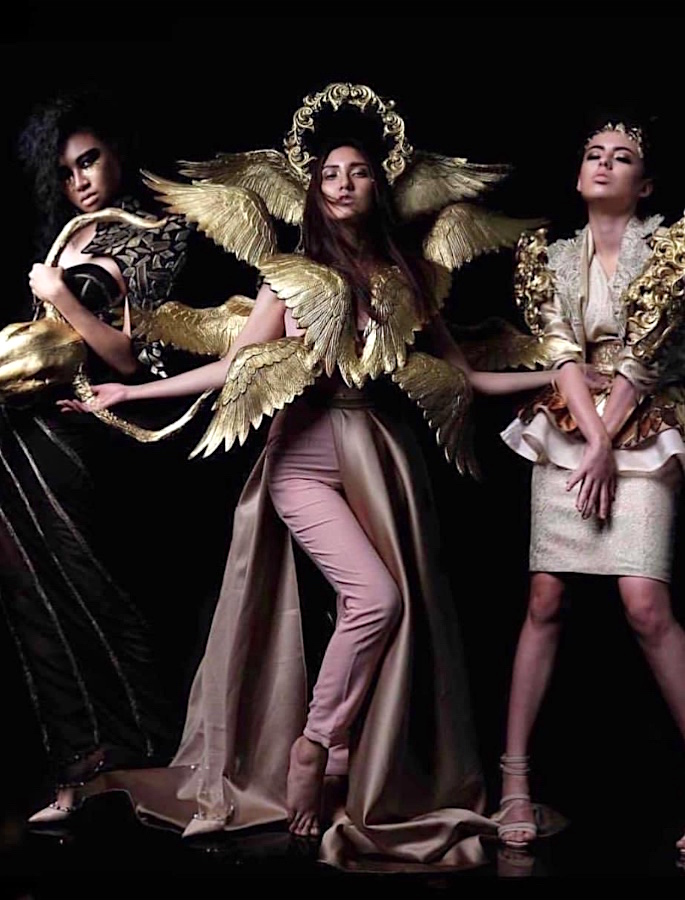 House of iKons Digital Show 2020_ Fashion Week London - 2