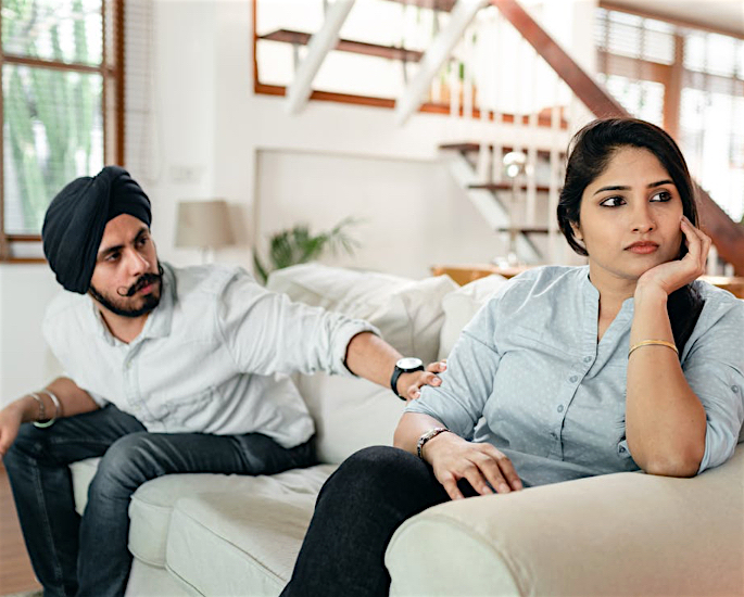 How to Talk about Mental Health in Desi Households - conversation