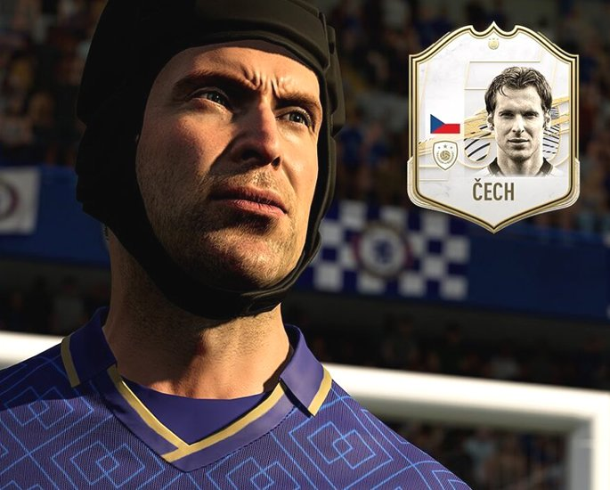 Icons The Class of FIFA 21 Ultimate Team - cech