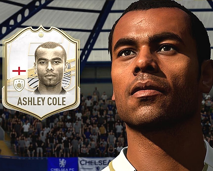 Icons The Class of FIFA 21 Ultimate Team - cole