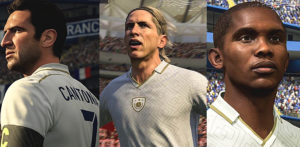 Icons The Class of FIFA 21 Ultimate Team f