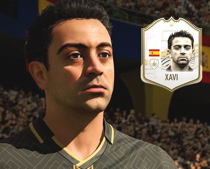 Icons The Class of FIFA 21 Ultimate Team - xavi