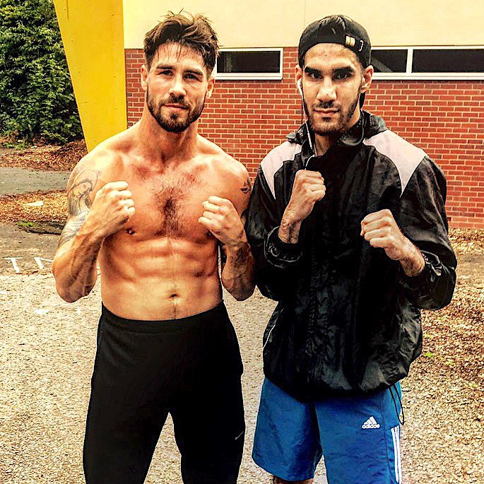 In the Ring with Boxer Hakeem Ali Hussain - IA 21