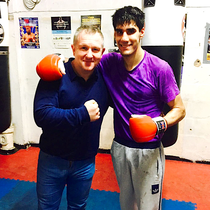 In the Ring with Boxer Hakeem Ali Hussain - IA 23