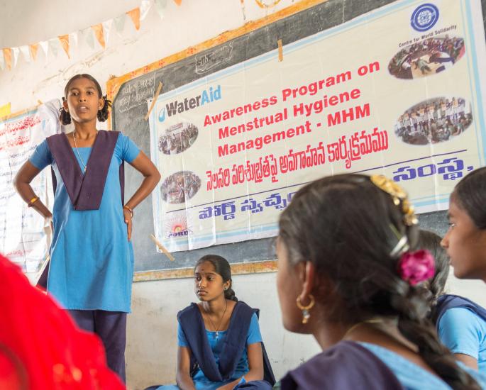 શું ભારતમાં સમયગાળો ગરીબી શિક્ષણને અસર કરી રહી છે? - સ્વચ્છતા