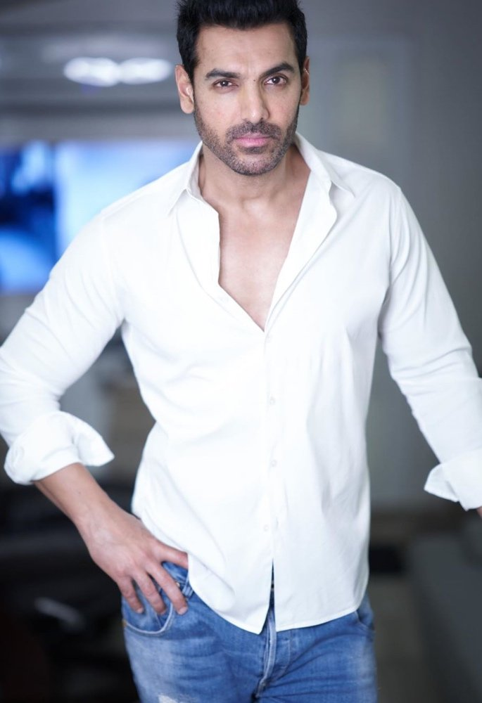 John Abraham on Bollywood_ 'We are Crucified for it' - white