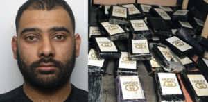 Man jailed after Police find £5m Gucci Cocaine Stash f
