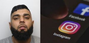 Man jailed for repeatedly Stabbing Woman after Instagram Row f