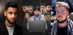 ओथमैन अब्दुल गनी और जेमी टेलर ने 'द प्लॉट' में बात की - एफ