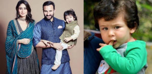 Saif & Kareena Baby Announcement leads to Taimur Memes f