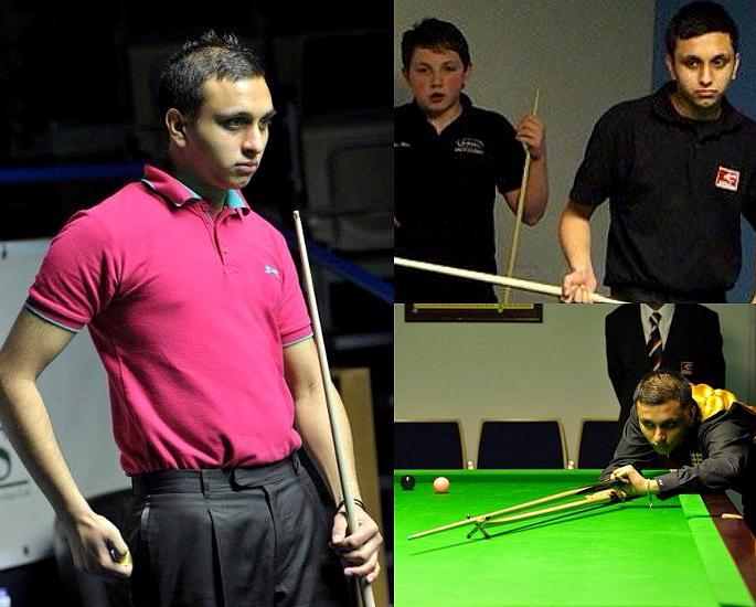 Saqib Nasir: A Shining Light in Snooker - IA 1
