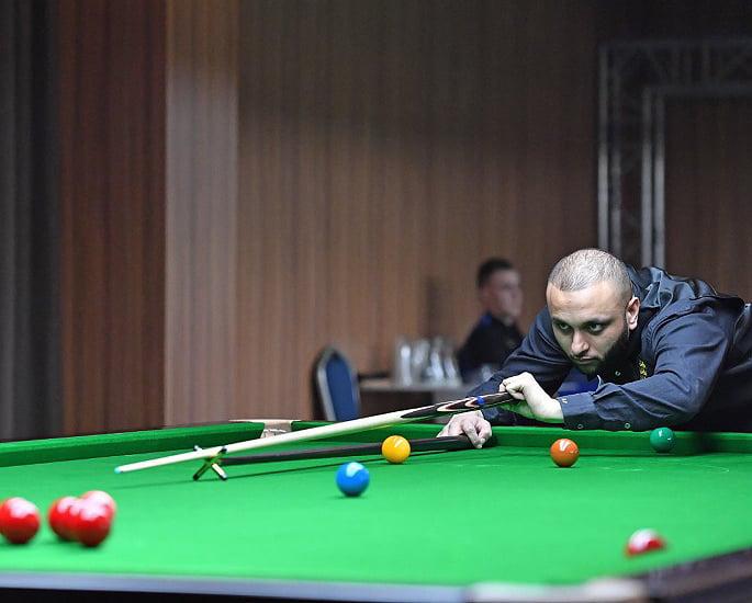 Saqib Nasir: A Shining Light in Snooker - IA 2
