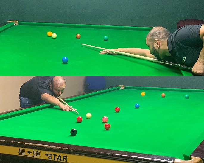 Saqib Nasir: A Shining Light in Snooker - IA 4