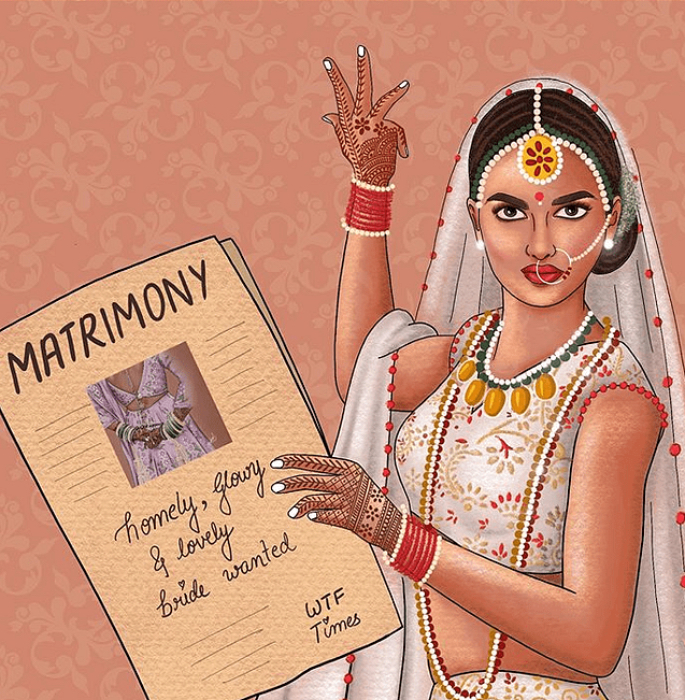 Shaadi.com removes its Skin Tone Feature - wtf times